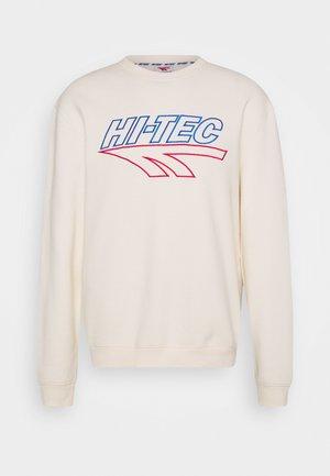 HERMANN - Sweatshirt - soya