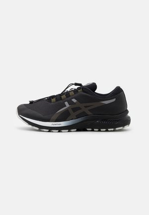 GEL-CUMULUS 22 WINTERIZED - Neutral running shoes - graphite grey/pure silver