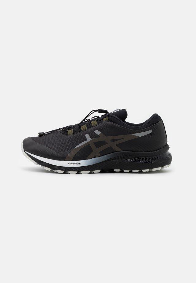 GEL-CUMULUS 22 WINTERIZED - Obuwie do biegania treningowe - graphite grey/pure silver