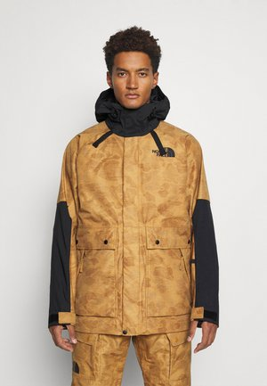 BALFRON JACKET - Skidjacka - tan/black