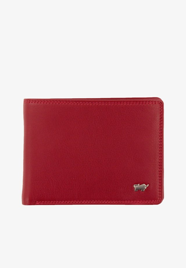IM ELEGANTEN LOOK - Wallet - red