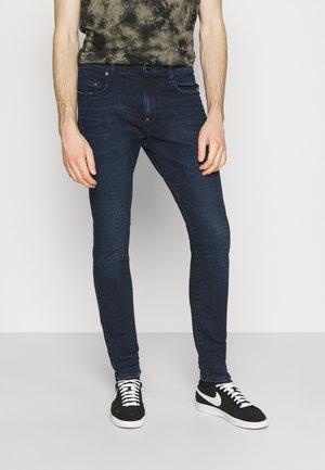 Jeans Skinny Fit - worn in ultramarine