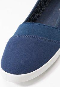 Anna Field - Loaferit/pistokkaat - dark blue - 2