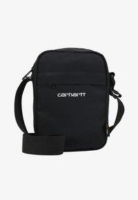 Carhartt WIP - PAYTON SHOULDER POUCH UNISEX - Taška spříčným popruhem - black/white - 6