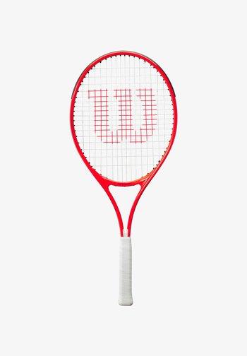 Tennis racket - rot