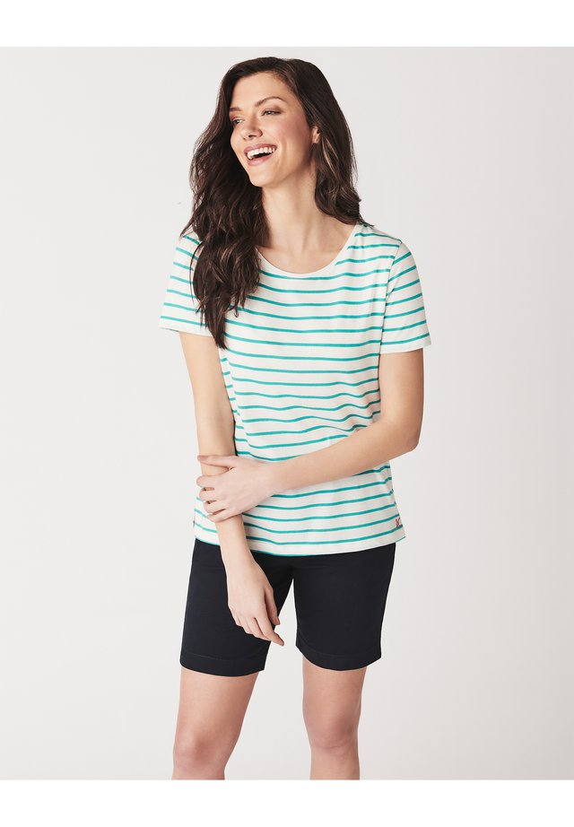 BRETON  - T-shirt print - green