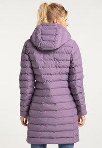 Schmuddelwedda - Winter coat - rauchlila - 2