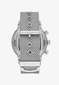 Emporio Armani - Chronograph watch - silver - 1