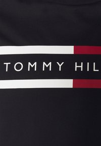 Tommy Hilfiger - CHEST STRIPE TEE - Long sleeved top - blue - 2