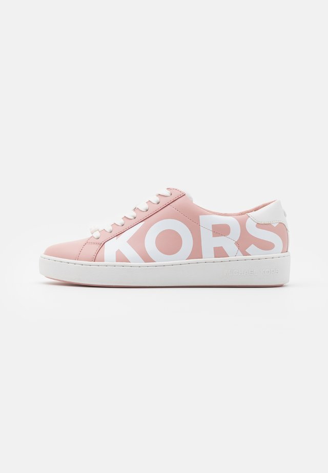 IRVING LACE UP - Trainers - smokey rose