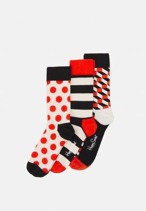 ZALANDO EXCLUSIVE MULTI PATTERN 3 PACK - Socks - multi-colored