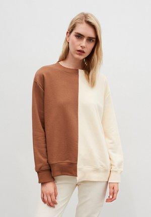 Sweatshirt - natural
