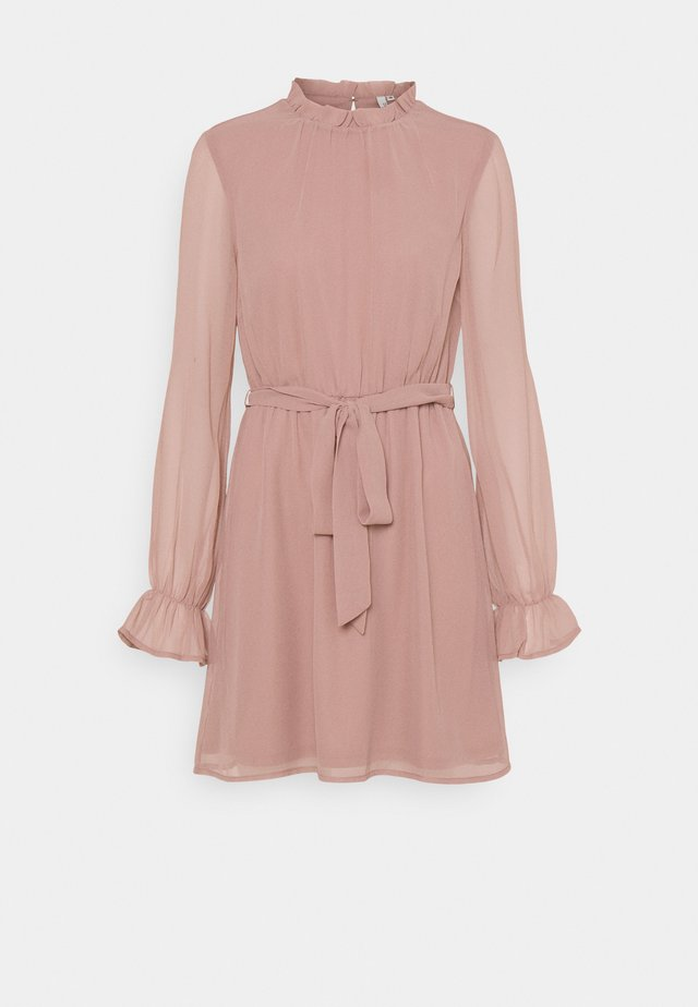 SWEET SPRING DRESS - Korte jurk - dusty pink