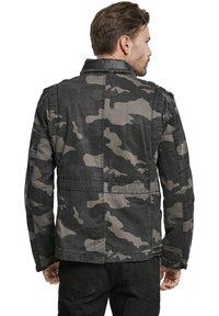 Brandit - BRITANNIA  - Outdoor jacket - darkcamo - 1