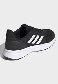 adidas Performance - NOVA FLOW SHOES - Zapatillas de running neutras - black - 4
