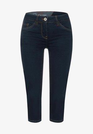 Jeansshort - blau