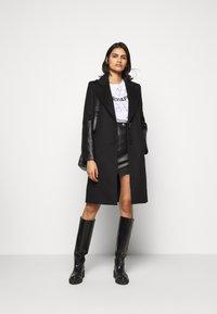 Patrizia Pepe - CAPPOTTO COAT - Classic coat - nero - 1