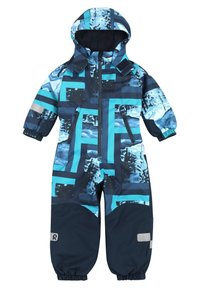 Reima - KIDDO WINTER SNOWY UNISEX - Snowsuit - navy - 3