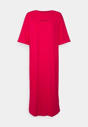 DRESS - Žerzejové šaty - record
