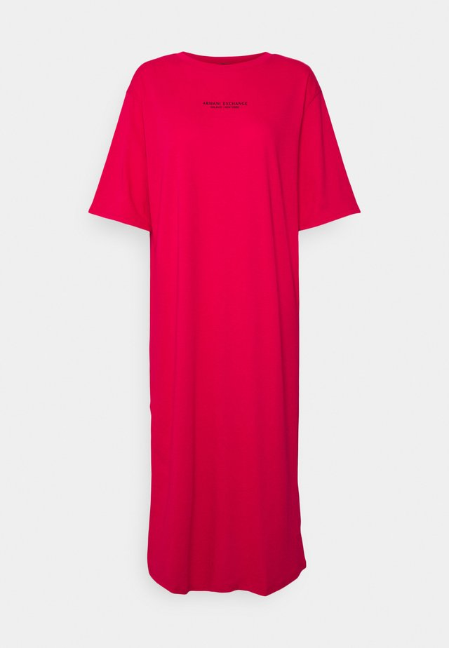 DRESS - Vestito di maglina - record