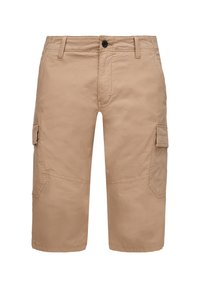 s.Oliver - Shorts - brown - 2