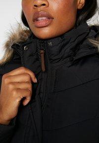 Icepeak - PAIVA - Zimní kabát - black - 10