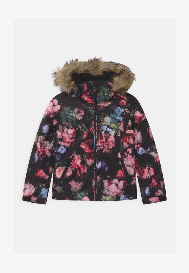 JET GIRL - Snowboard jacket - black