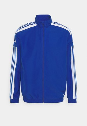 Training jacket - royal blue/white