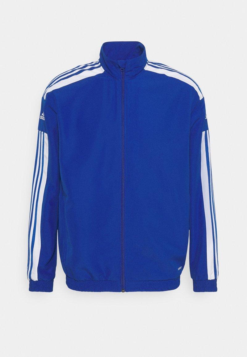 adidas Performance - Verryttelytakki - royal blue/white