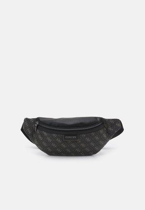 VEZZOLA BUM BAG UNISEX - Bum bag - dark black