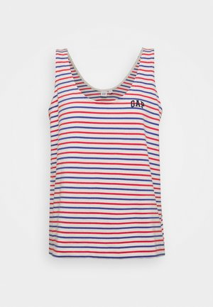 AMERICANA TANK - Topper - dark blue