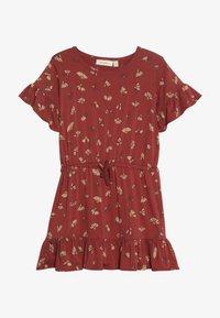 Soft Gallery - DANICA DRESS - Jersey dress - burnt brick - 2