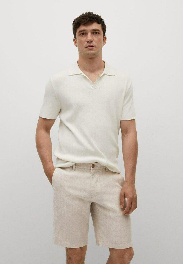 CARP - Shorts - écru