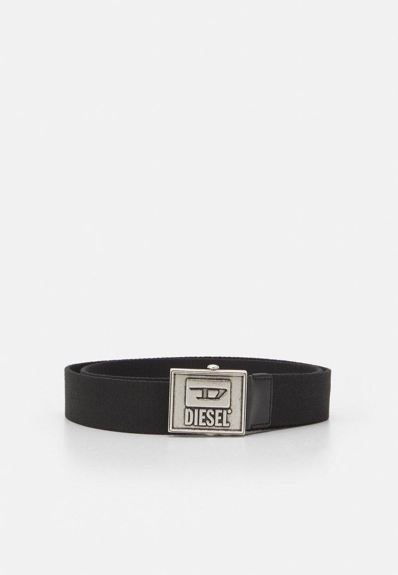 Diesel - B-METALTAPE - Belt - black
