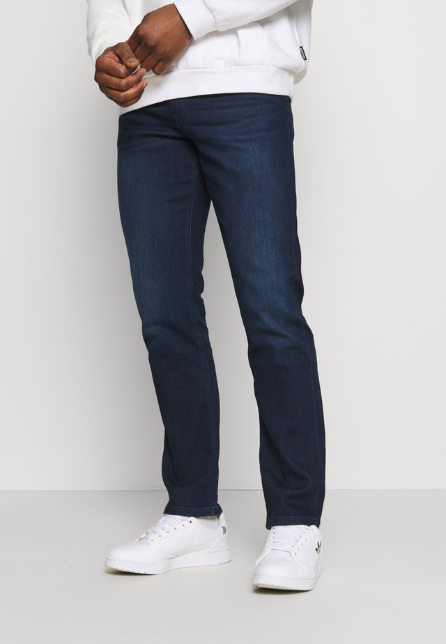 BROOKLY - Straight leg jeans - clean dark ray