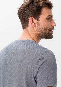 BRAX - STYLE TODD - T-shirt basique - ocean - 3