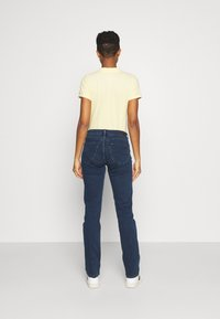 Lee - MARION - Straight leg jeans - dark joni - 2