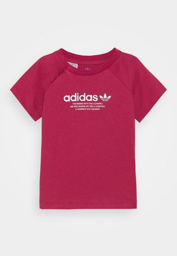 TEE UNISEX - T-shirt print - pink