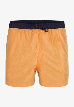STYLE NIVEN - Zwemshorts - l.orange/peach co