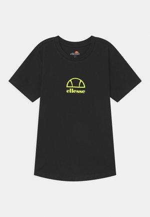 MARYAM UNISEX - T-Shirt print - black