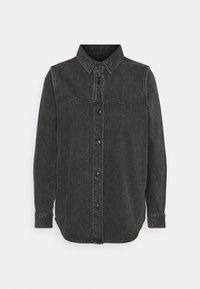 Scotch & Soda - Button-down blouse - black - 0