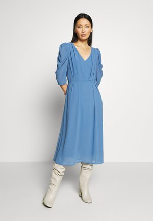 GABRIELA DRESS - Kjole - blue