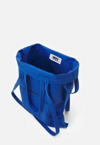 MM6 Maison Margiela - BORSA - Tote bag - blue - 3