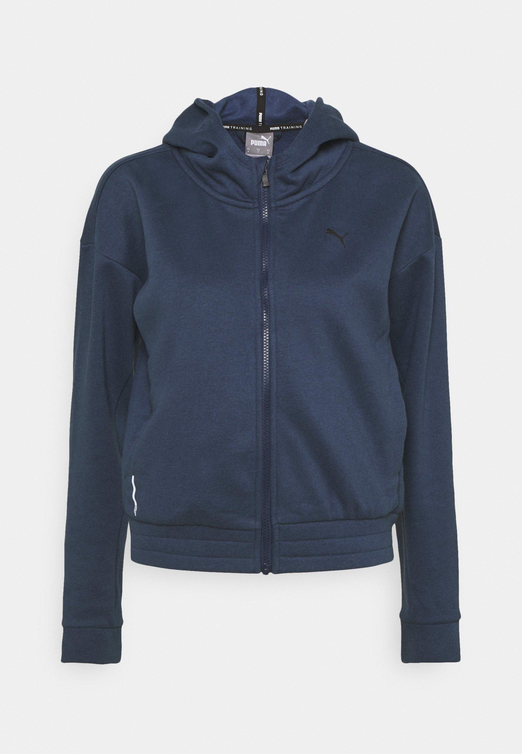 Women TRAIN FAVORITE FULL ZIP - Zip-up sweatshirt