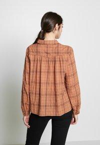 Blendshe - LINKA - Skjorte - mocha mousse - 2