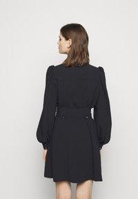 The Kooples - DRESS - Shirt dress - black - 2