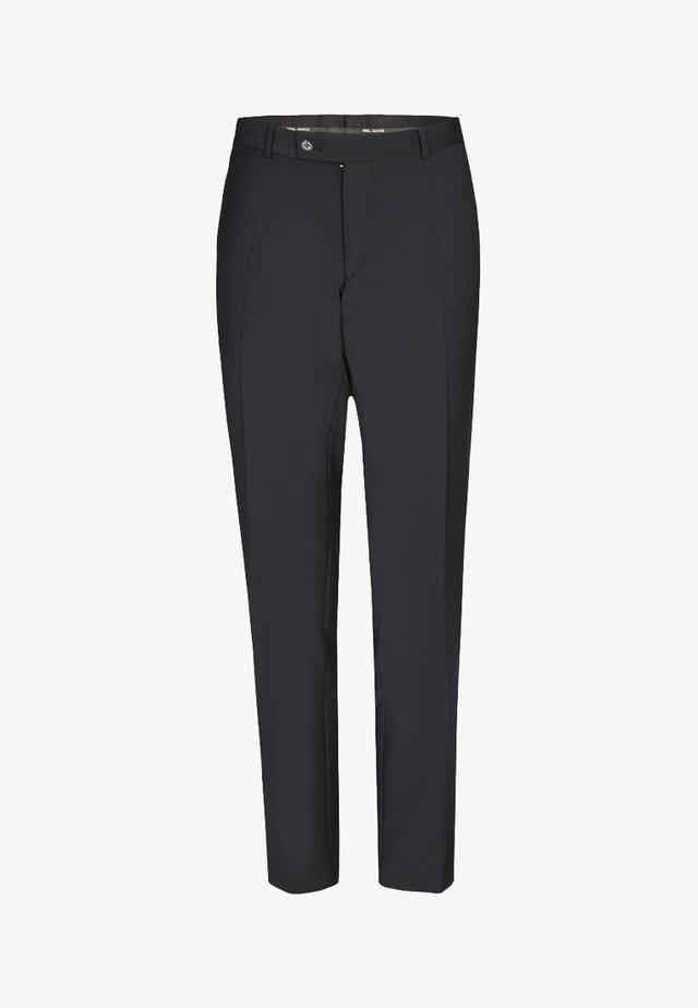 STILVOLLE  - Suit trousers - schwarz