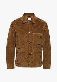 Selected Homme - Summer jacket - camel - 4