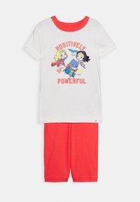 GAP - TODDLER GIRL SET - Pyjamas - new off white - 0