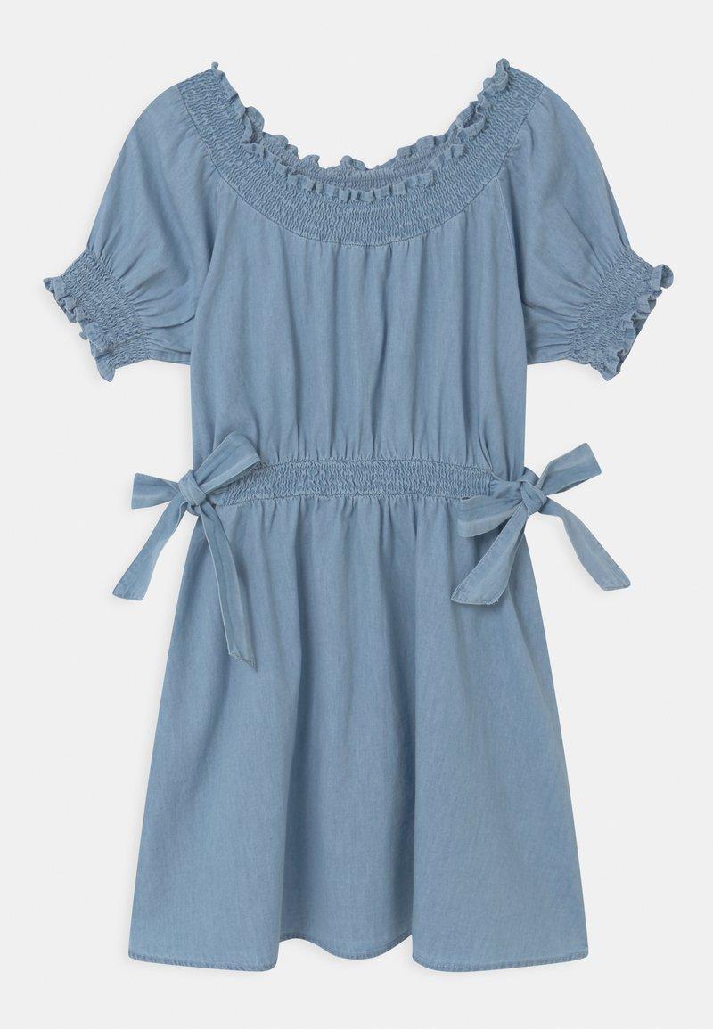 Cotton On - SAMIRA - Denim dress - light blue wash